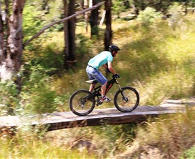The Steps Mountain Bike Park - Accommodation Adelaide