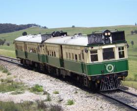 Paterson Rail Motor Society - Accommodation Adelaide