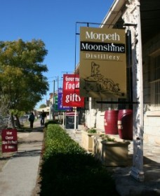 Morpeth Wine Cellars and Moonshine Distillery - Accommodation Adelaide
