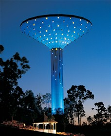 Wineglass Water Tower - Accommodation Adelaide