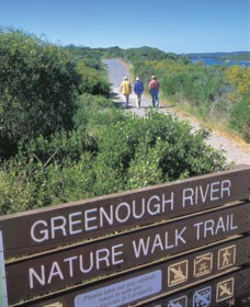 Greenough River Nature Trail - Accommodation Adelaide