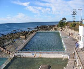The Entrance Ocean Baths - Accommodation Adelaide