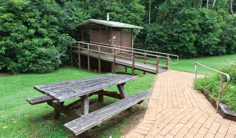 The Glade picnic area - Accommodation Adelaide