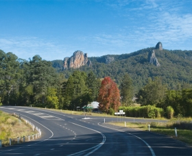 Nimbin Rocks - Accommodation Adelaide