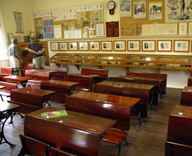 Alumny Creek School Museum and Reserve - Accommodation Adelaide