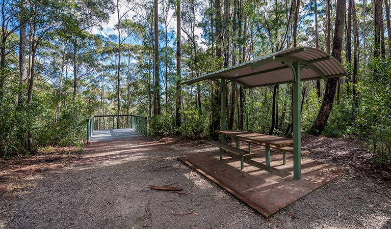 Big Nellie lookout and picnic area - Accommodation Adelaide