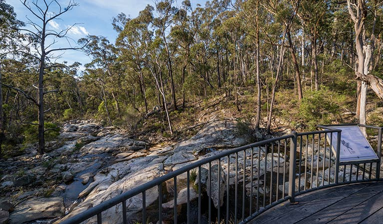 Myanba Gorge walking track - Accommodation Adelaide