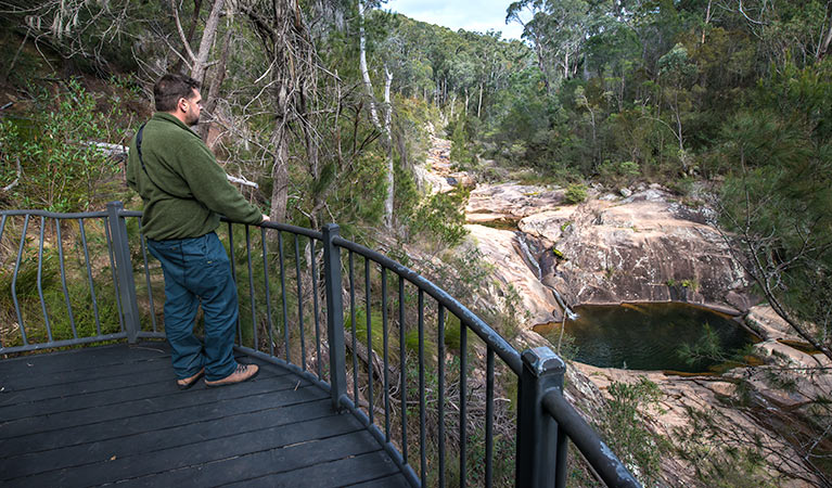 Biamanga National Park - Accommodation Adelaide