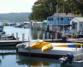 Narooma Marina - Accommodation Adelaide