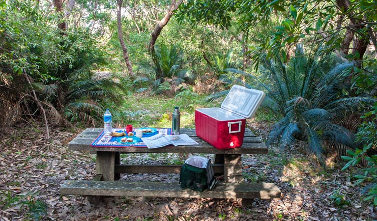 Broadwater Beach picnic area - Accommodation Adelaide