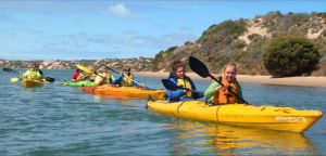 Canoe the Coorong - Accommodation Adelaide