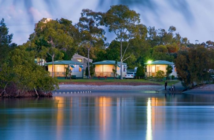 Boyds Bay Holiday Park - Accommodation Adelaide
