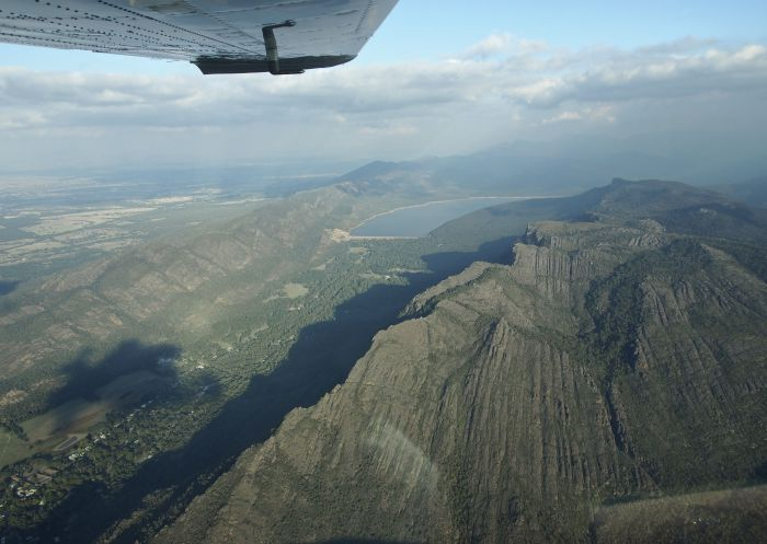 A Kube Aviation - Grampians Scenic Flights - Accommodation Adelaide