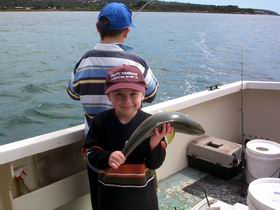 Tory M Fishing Charters - Accommodation Adelaide