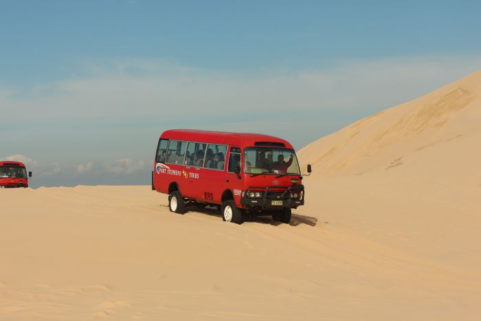 Port Stephens 4WD Tours - Accommodation Adelaide