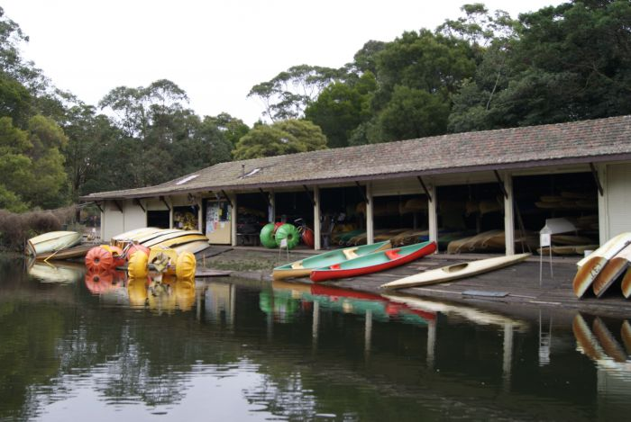 Audley Boatshed - Accommodation Adelaide