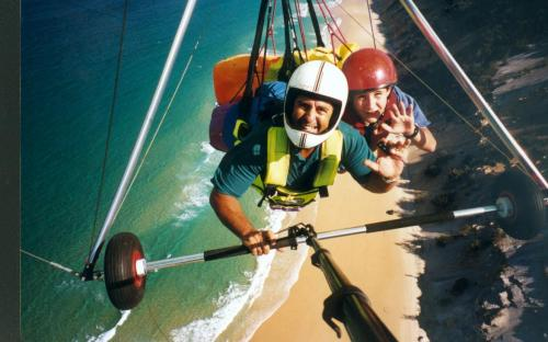 David CookmanSunshine Coast Hang Gliding - Accommodation Adelaide