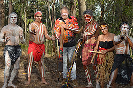 Didgeridoo Jam in the Park - Accommodation Adelaide