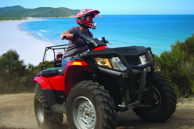 Half-Day Guided ATV Exploration Tour from Coles Bay - Accommodation Adelaide