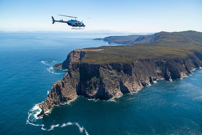 30-Minute Two Capes and Tasman Helicopter Flight from Port Arthur - Accommodation Adelaide