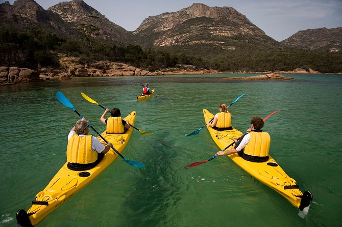 The Freycinet Paddle - Accommodation Adelaide