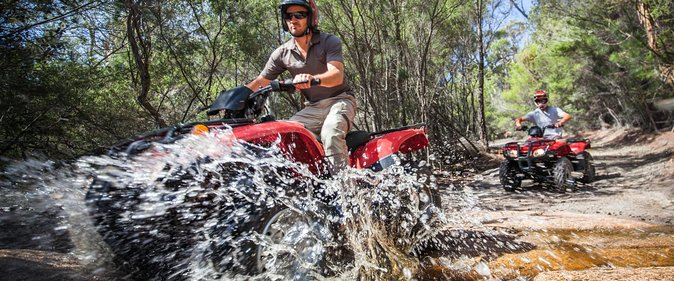 Quad Bike 2-Hour Adventure Freycinet National Park - Accommodation Adelaide