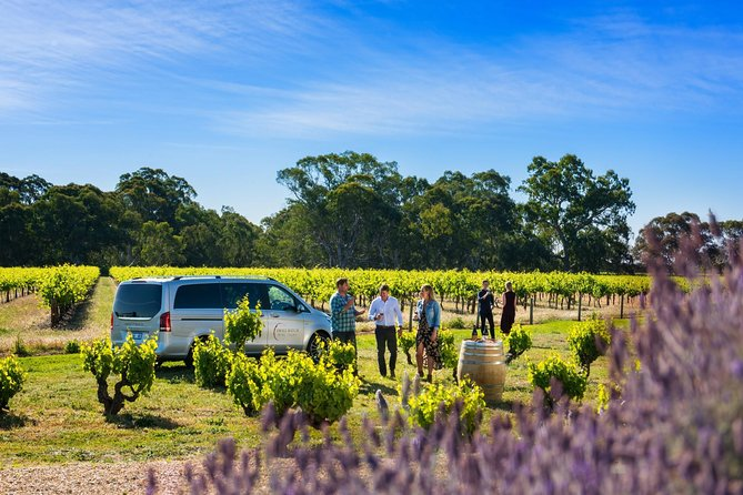 Micro-Group Barossa Valley Wine Tour from Adelaide