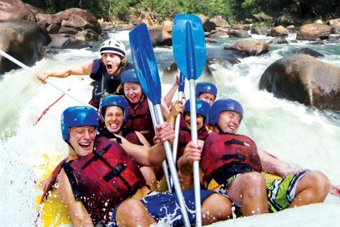 Tully River Full-Day White Water Rafting from Cairns including Lunch - Accommodation Adelaide