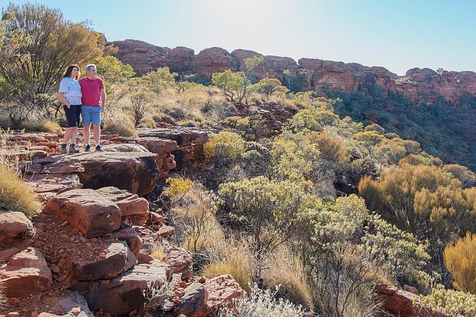 Kings Canyon Day Trip from Ayers Rock - Accommodation Adelaide