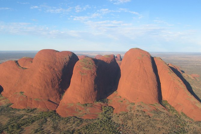 Kata Tjuta and Uluru Grand View Helicopter Flight - Accommodation Adelaide