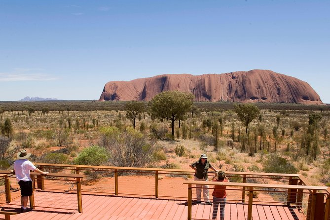 Uluru Small Group Tour including Sunset - Accommodation Adelaide