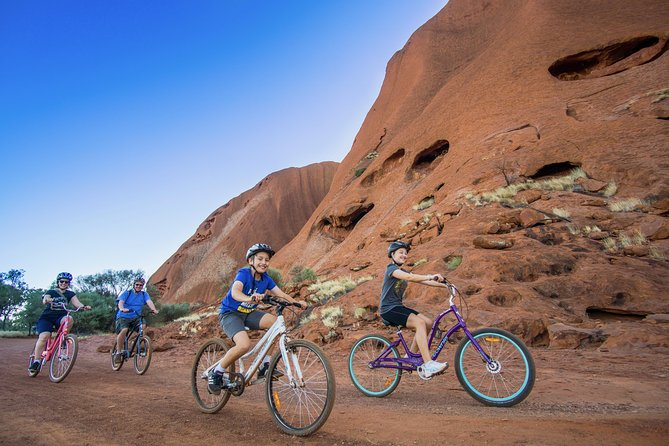 Outback Cycling Uluru Bike Ride - Accommodation Adelaide