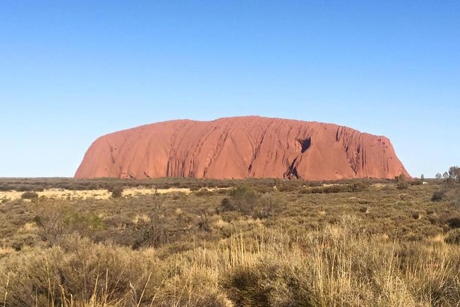 Highlights of Uluru Including Sunrise and Breakfast - Accommodation Adelaide