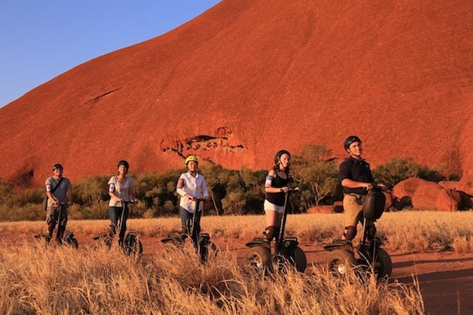 Quarter Uluru Segway  Sunset - Accommodation Adelaide