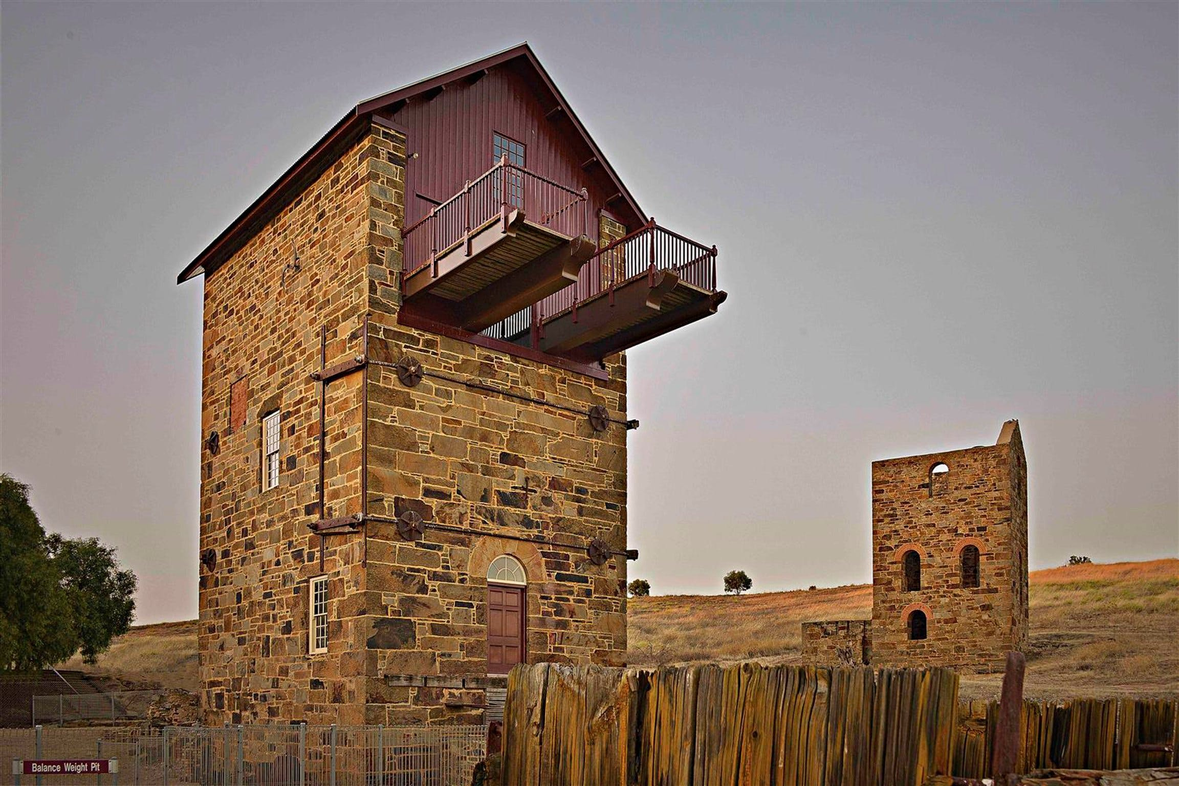 Burra Mine Site - Accommodation Adelaide