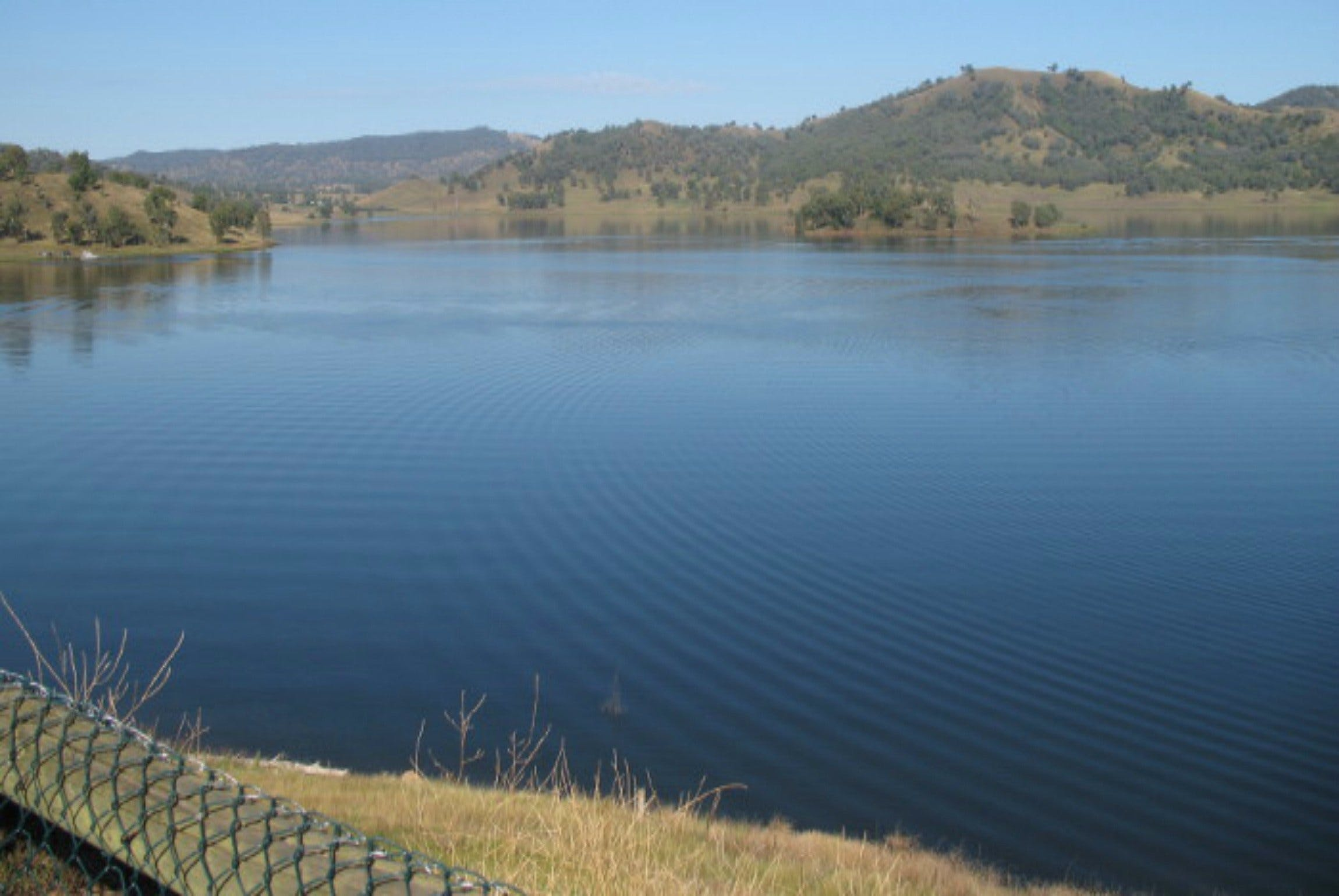 Chaffey Dam - Accommodation Adelaide