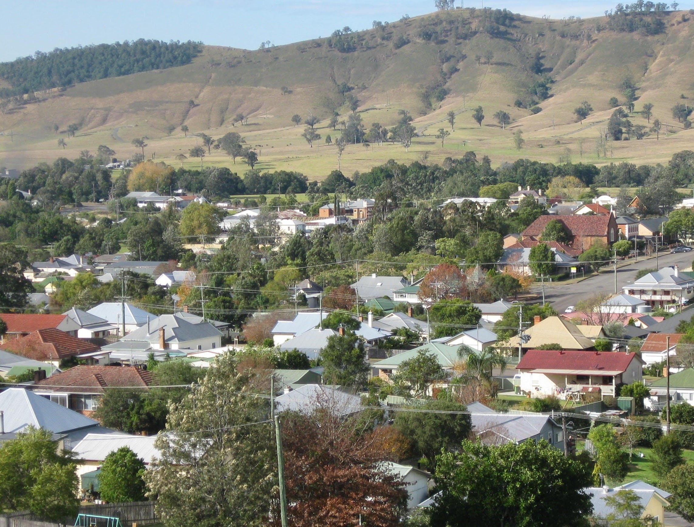 Dungog - Accommodation Adelaide