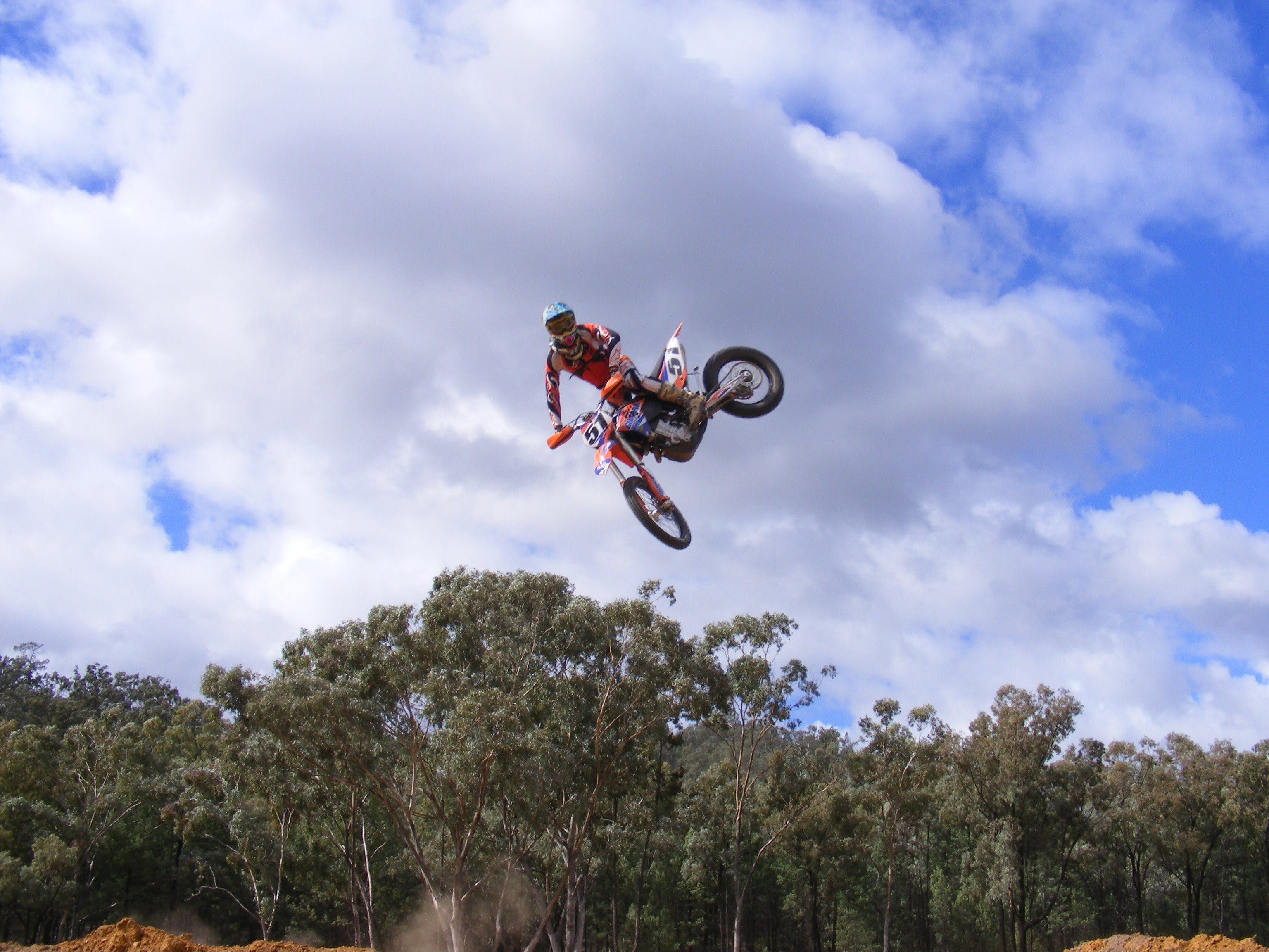Goanna Tracks Motocross and Enduro Complex - Accommodation Adelaide