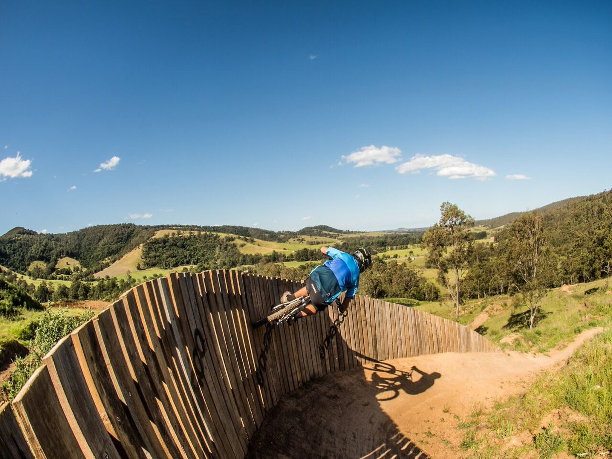 Greenvalleys Mountain Bike Park - Accommodation Adelaide