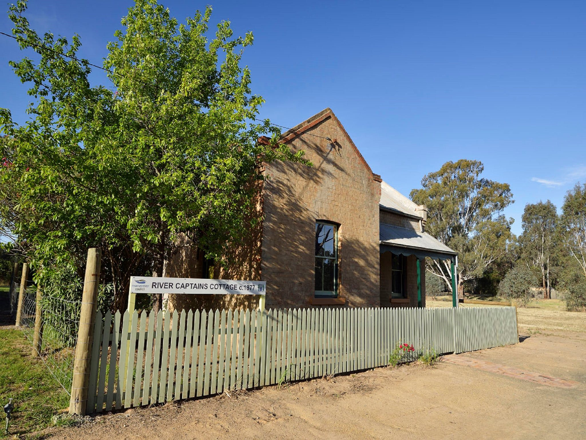 River Captains Cottage - Accommodation Adelaide