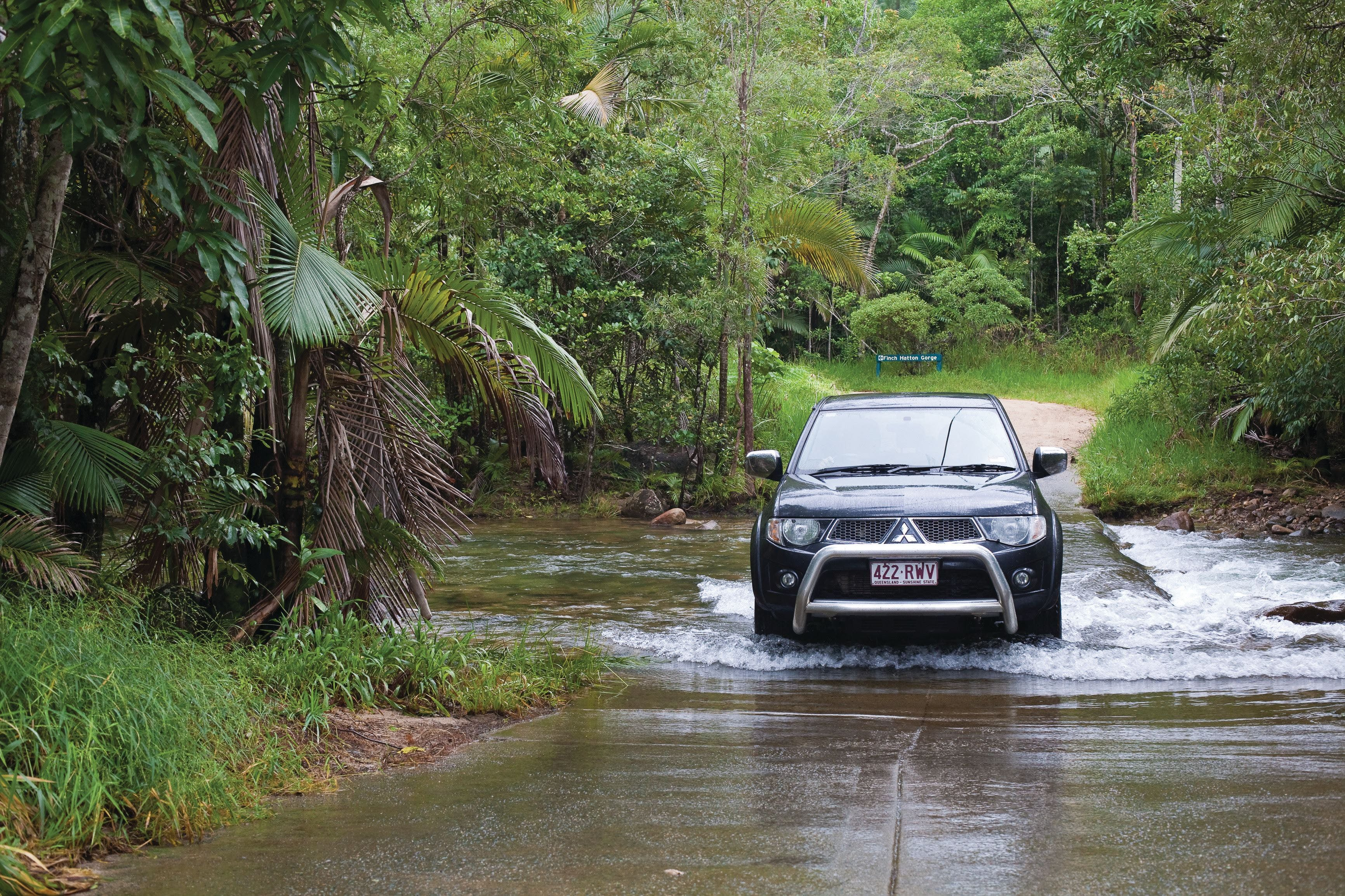 The Pioneer Valley and Eungella National Park - Accommodation Adelaide