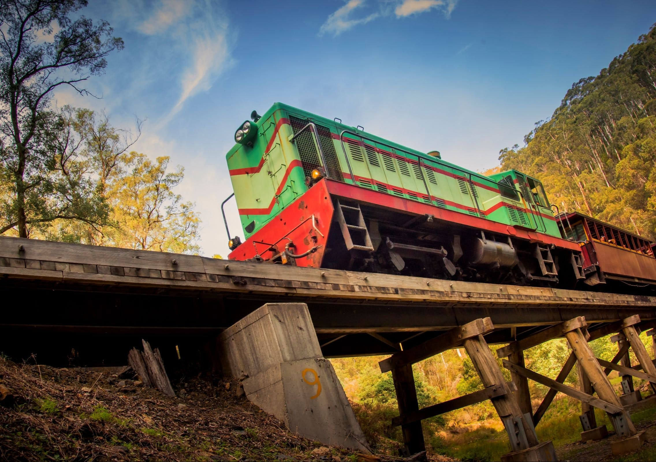 Walhalla Goldfields Railway - Accommodation Adelaide