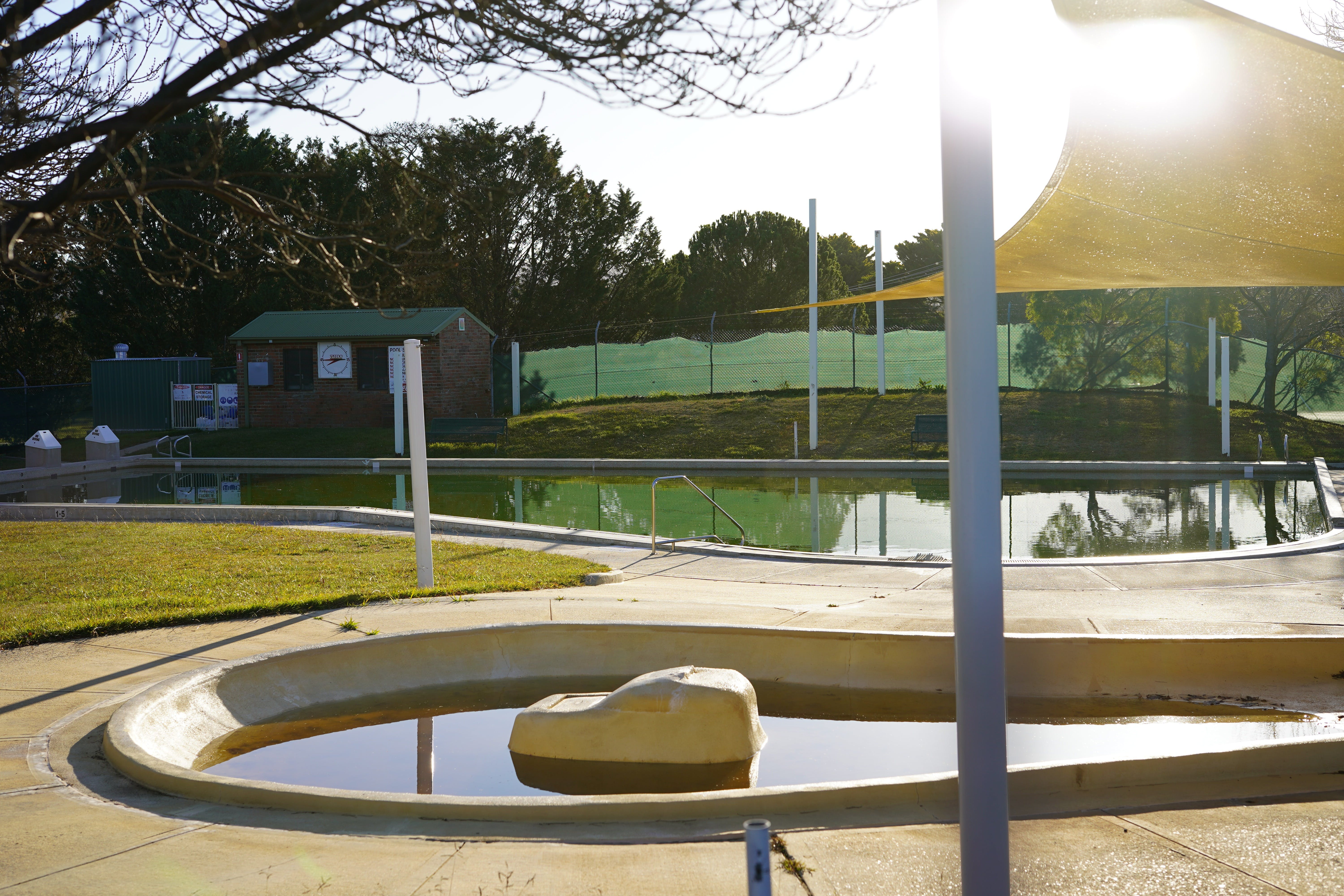 Bungendore Pool - Accommodation Adelaide