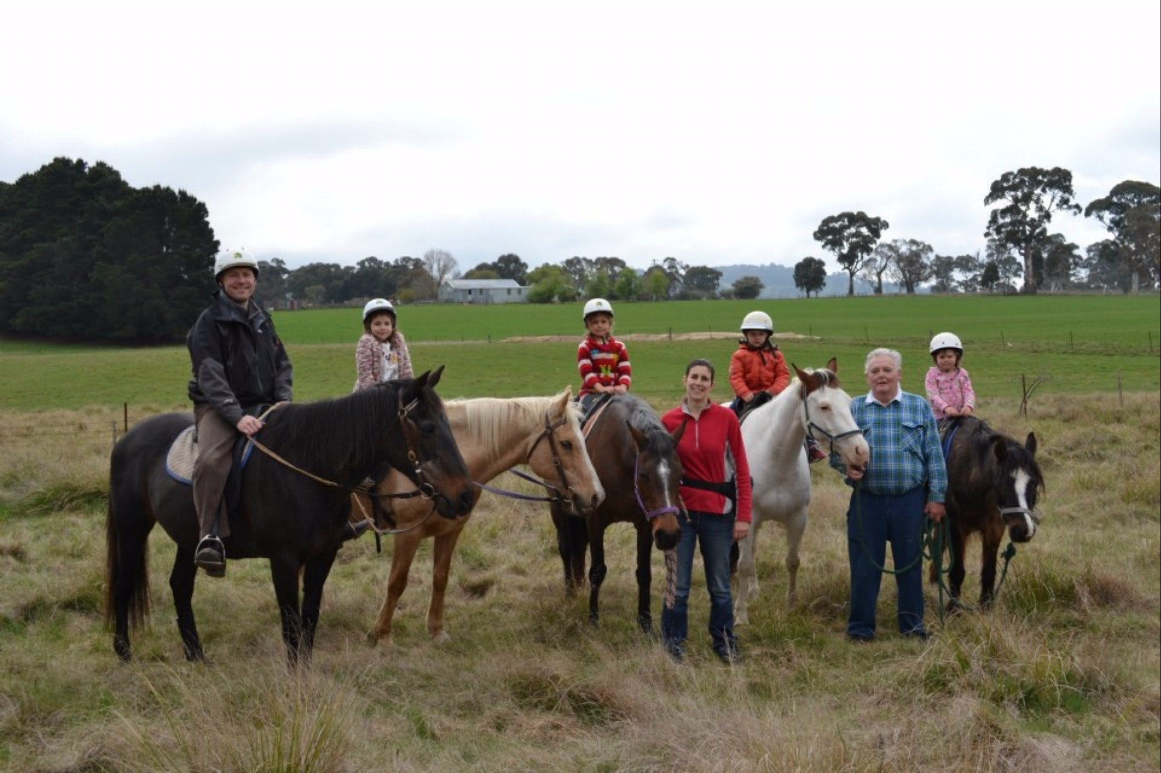 High Country Trail Rides - Accommodation Adelaide