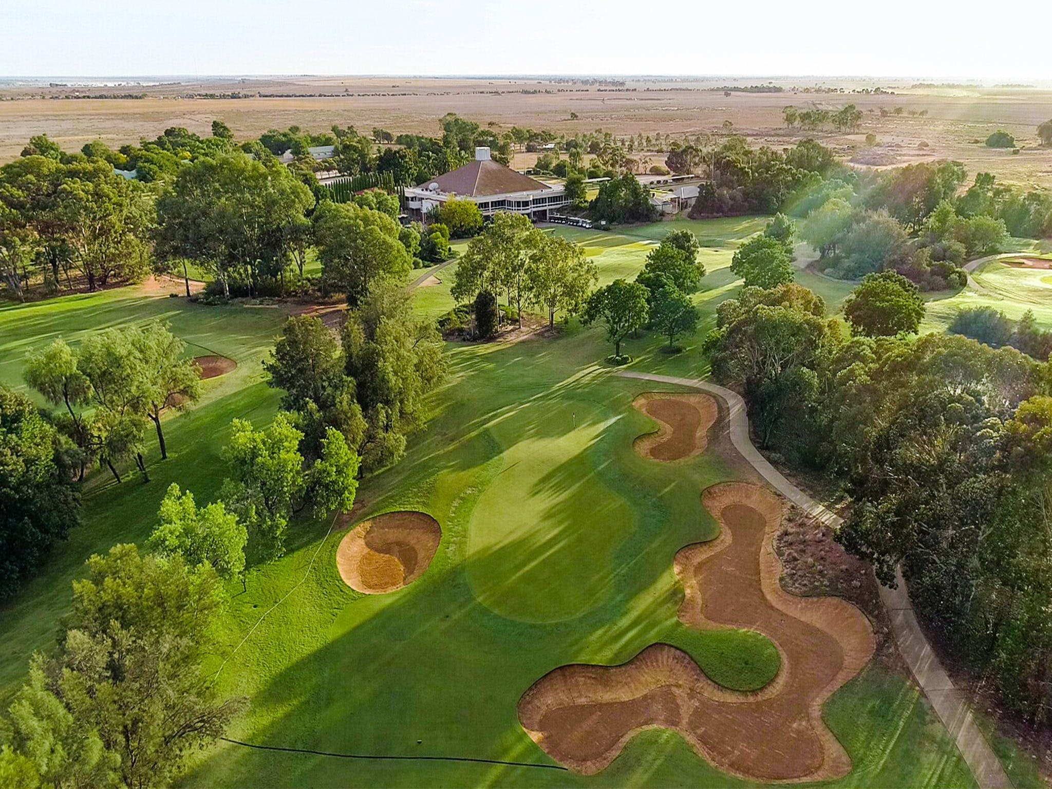 Murray Downs Golf and Country Club - Accommodation Adelaide