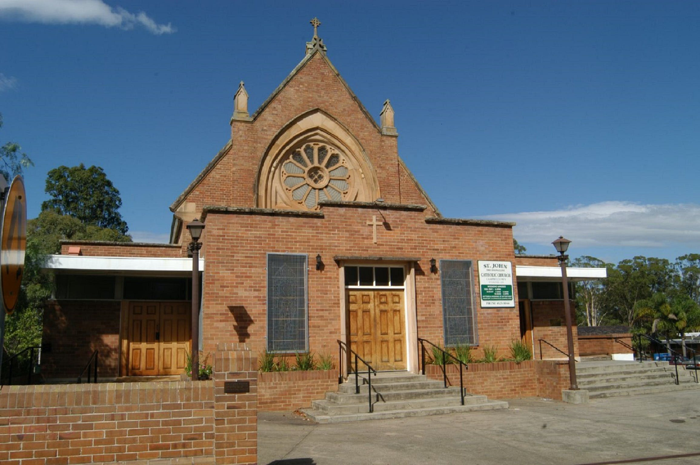 St John's Catholic Church - Accommodation Adelaide
