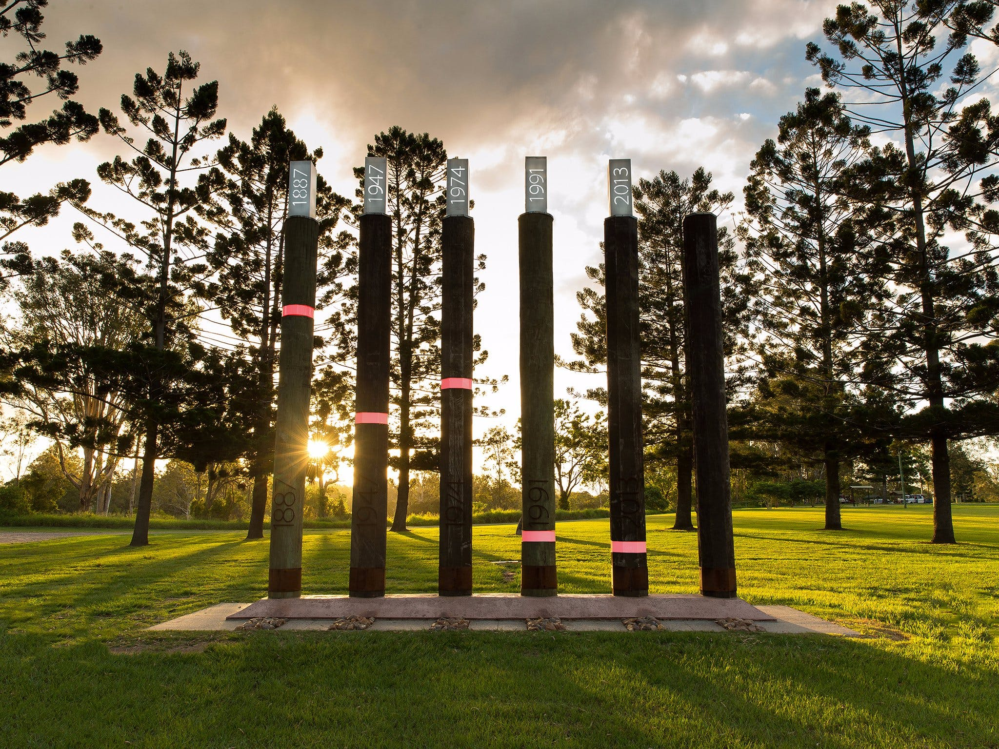Tully Memorial Park - Accommodation Adelaide