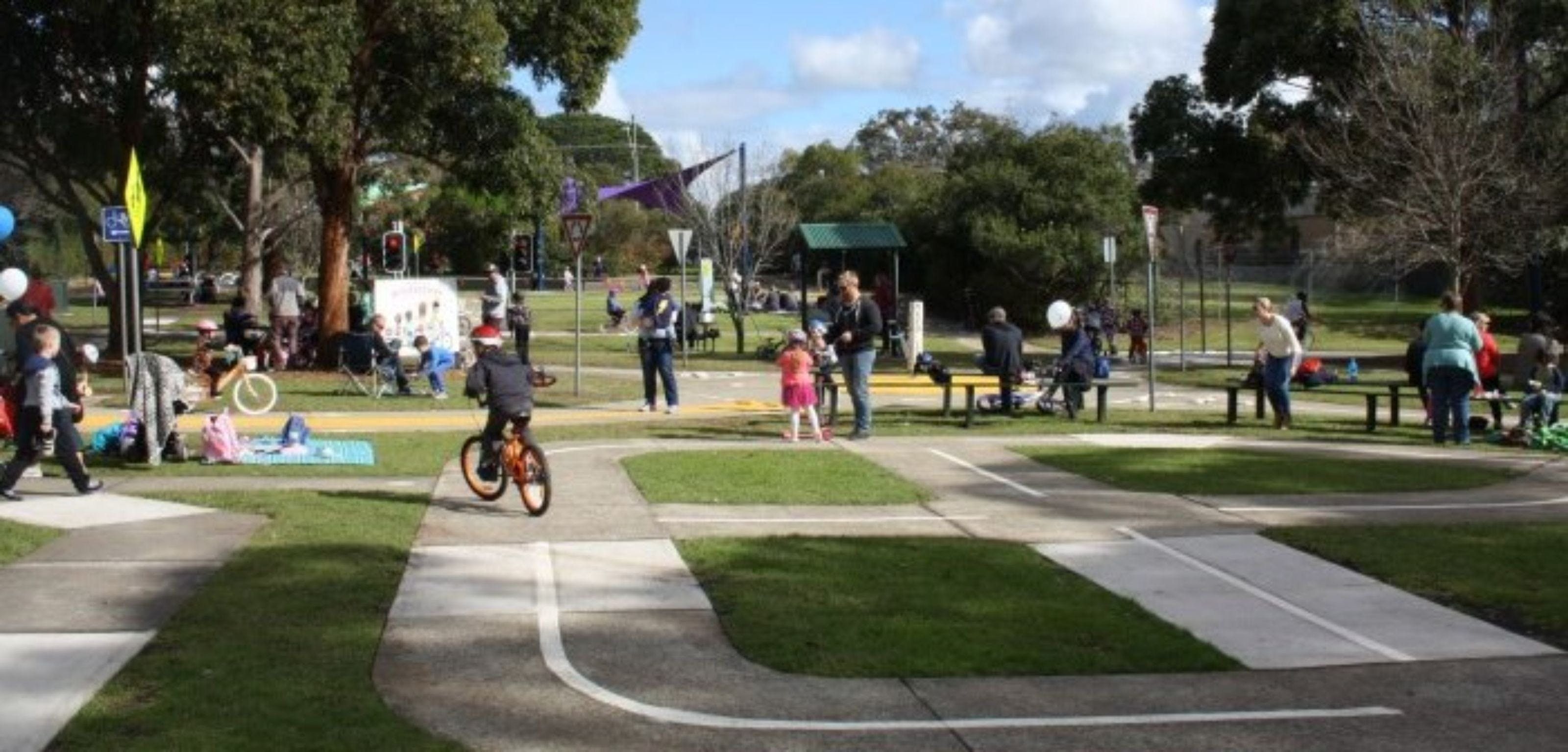 Campbelltown Bicycle Education Centre - Accommodation Adelaide