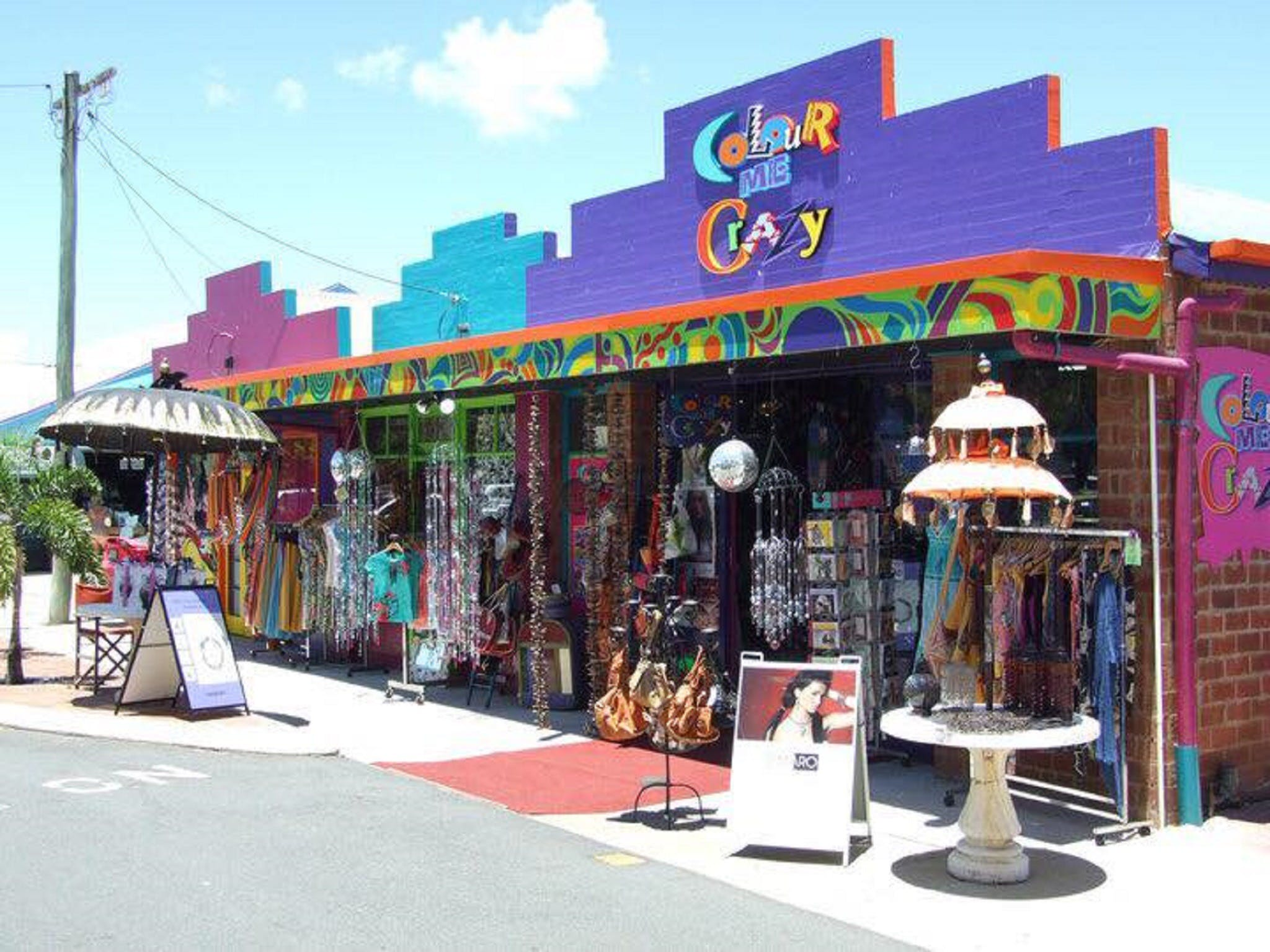 Colour Me Crazy - Accommodation Adelaide