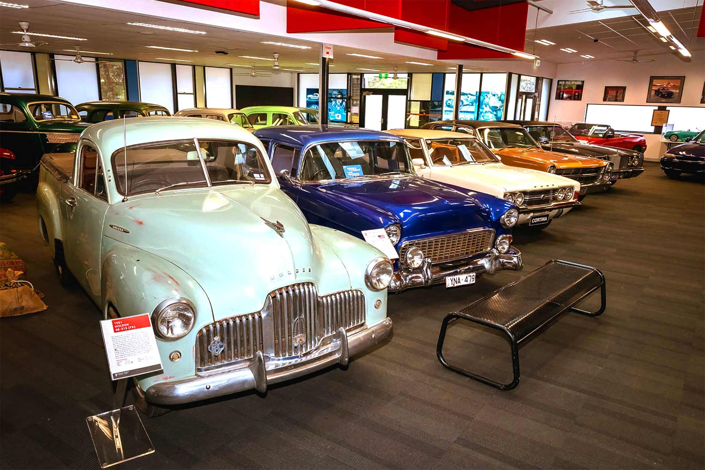 Geelong Museum of Motoring  Industry - Accommodation Adelaide